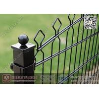 Quality Decorative Twin-Wire Mesh Panel Fencing for sale