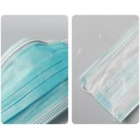 Buy cheap Wholesale Face mask medical surgical Disposable 3ply face disposable surgical from wholesalers