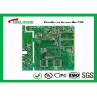 Quality PCB Fabrication 6L OSP Electronic PWB with Impedance Control 1.6mm for sale