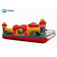 Fairyland Inflatable Bounce Castle Fun Inflatable Bounce House Indoor And Outdoor