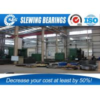 Quality High Precision Kaydon Slewing Bearing 42CrMo Material For Tower Cranes for sale