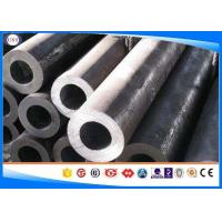 Quality Mechanical and Structure Material carbon steel seamless tube En 10083 C35 +A/ N /Q+T for sale