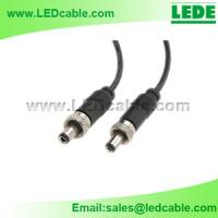 DC Power Cord with Locking plug for sale