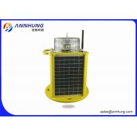 Quality GSM Monitoring Mast Aeronautical Obstruction Light with Bluetooth Remote Function for sale