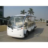 China ELECTRIC 14 SEATER PASSANGER CAR, SHUTTLE BUS, SIGHTSEEING CAR on sale