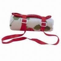 Buy Picnic Fleece Blanket, Super Soft and Warm, Available in Various Styles at wholesale prices