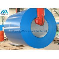 China GI GL PPGI PPGL Color Coated Aluminum Coil High Zinc Coated ASTM D3363 on sale