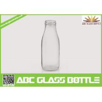 Quality Wholesale top quality apple juice glass bottle for sale