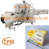 China Facial Tissue Packing machine Automatic napkin tissue package machine on sale