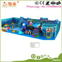 High quality child commercial indoor kids playground for Europe market for sale