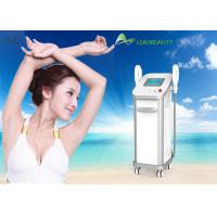 China Skin Rejuvenation Professional Hair Removal Machine With 0 - 30℃ Crystal Temperature on sale