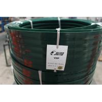 China 90A Green Polyurethane V Belt Transmission Easy  jointed  for Floor And Roof  Tiles Conveying on sale