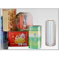 Quality Biodegradable Plastic POF Shrink Film 19 Micron 25 Micron Environmental Protection for sale