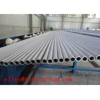 Quality TOBO STEEL Group ASTM A312 A213 Cold Drawn Seamless Pipe , TP304 304L Stainless Steel Tubing for sale