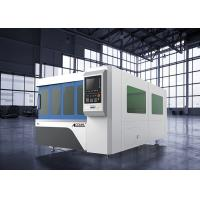 Quality IPG 700w Sheet Metal Laser Cutting Machine 1500x3000mm for 5mm Stainless steel for sale