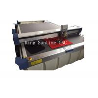 Quality V Type Head CNC Knife Cutting Machine Mult Function With Contact Button for sale