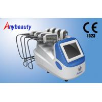 China Portable 75MW 650nm diode laser lipo cellulite removal , body slimming machine for sale