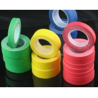Auto High Tempreture Resistance Masking Tape for painting and High temperature Crepe tape for sale
