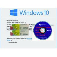 Quality 100% Online Activate Windows 10 Pro Oem Product Key Support Multi - Language for sale