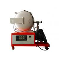 1700℃ Max. 10 Pa High Temperature Vacuum Treatment Furnace with Vacuum Pump for sale