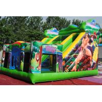 Buy cheap New design Inflatable trampoline rental with warranty 24months from GREAT TOYS from wholesalers