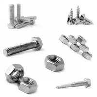 Quality incoloy 25-6mo UNS N08925 fasteners for sale