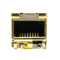China 10GBASE-T SFP Transceiver Module Copper RJ45 Port Connector 10G Cat5 Cabling Type for sale