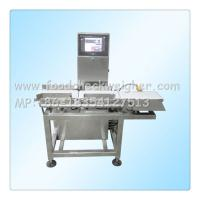 Quality automatic in-line check weigherfor chemicals ,weight checker and sort machine for sale