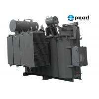 Quality Safety Power Distribution Transformer 110kV - 10000 KVA Hight Capacity for sale