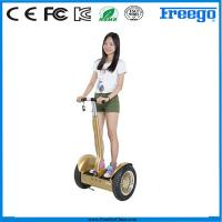 Quality Two Wheel Drift Electric Scooter Rechargeable High - Tech Self Balance for sale