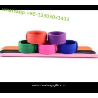 Quality high quality professional simple slap wristband with China shipping service to world for sale