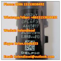 Buy DELPHI injector EJBR04401D , R04401D, A6650170221 , 6650170221, A665 017 0221, Ssangyong original at wholesale prices