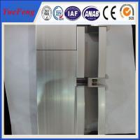 Quality extruded aluminum profiles for solar rail,solar racking/solar racking systems for sale