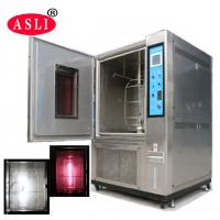 China Environment Climate UV Aging Test Chamber with Solar Radiation Xenon Lamp on sale