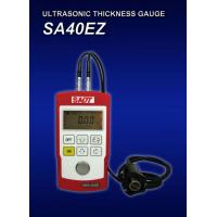 Quality SA40EZ Miniaturized Ultrasonic Thickness Gauge 0.7mm - 300.0mm Pulse Echo with Dual Probe for sale