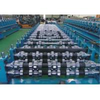 Quality Double Layer Metal Roofing Roll Forming Machine For Roof Cladding , Wall Cladding for sale