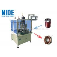 Buy cheap Automatic BLDC Stator Needle Winding Machine for Bladeless Fan Motor from wholesalers