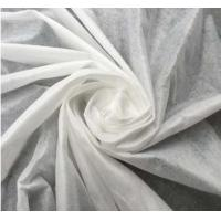 Quality 100% Tencel Spunlace Nonwoven Fabric White Color For Household / Restaurant for sale