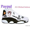 Paypal, Nike Jordan, AJf 13 fusion wholesale for sale
