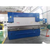 Quality Stainless Steel Door CNC Press Brake Machine With High Strength Gooseneck Tools for sale