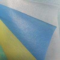 Buy Coated Laminated Non Woven Fabric / Disposable Non Woven Fabric For Medical Use at wholesale prices