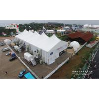 China Heavy Duty Durable Strong Heavy Waterproof  Wedding Tent   For Outdoor 800 People for sale