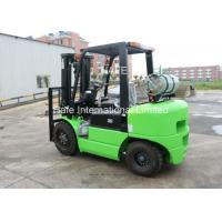 Buy Brand New 3T LPG Forklift Trucks Nissan K21 Engine With Caster Sideshift at wholesale prices