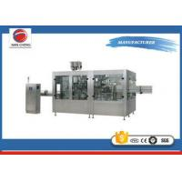 Quality Shampoo Auto Oil Filling Machine Fully Automatic 1.5 KW 220V / 380V 1400 - 3200BPH for sale