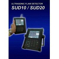 Quality IP65 Automatic Calibration SUD10 Portable Ultrasonic Flaw Detector Embeding Software to PC for sale