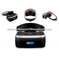 Quality Bluetooth USB Virtual Reality Case , 360 Degree Video Game Virtual Reality Headset for sale