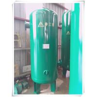 Buy Industrial Compressed Oxygen Air Storage Tanks , Liquid Oxygen Portable Tanks at wholesale prices