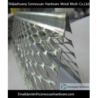 Quality galvanized expanded corner bead for constraction for sale