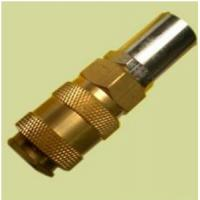 Quality S16 brass universal rubber sleeve quick coupler suit for European market for sale
