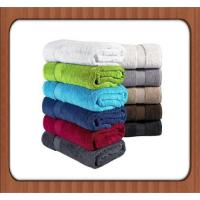 Quality super cheap 100% thin cotton personalized bath towel face towel for kids adult home&hotel for sale
